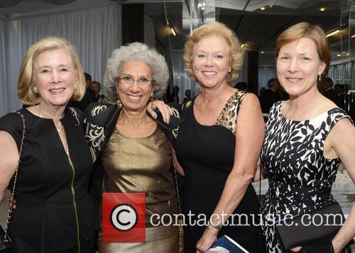 Hillary Clinton, Leslie Stiles, Afaf Melies, Honorable Marjorie O. Rendell and Anne Ewers 3