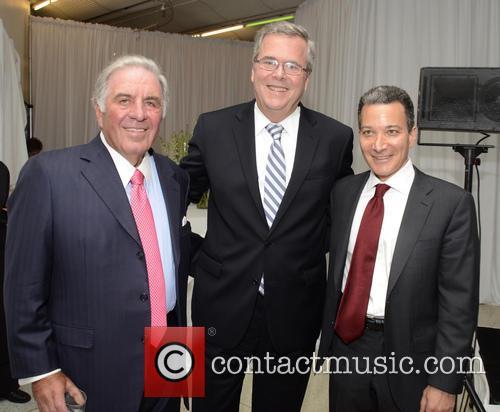 William R. Sasso, Esq, Jeb Bush and Jeffrey Rosen 1