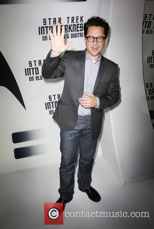 JJ Abrams, Star Trek Into Darkness Premiere