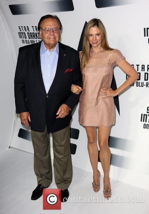 Paul Sorvino and Mira Sorvino 2