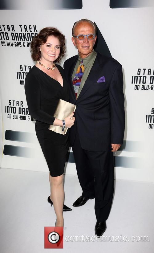 Shari Stowe and Peter Weller 2