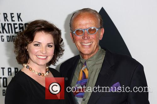 Peter Weller and Shari Stowe