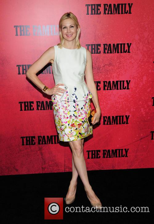 New York premiere of 'The Family'