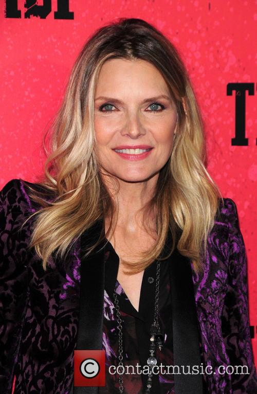 Michelle Pfeiffer, The Family New York Premiere