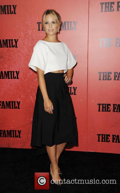 dianna agron new york premiere of the 3860675