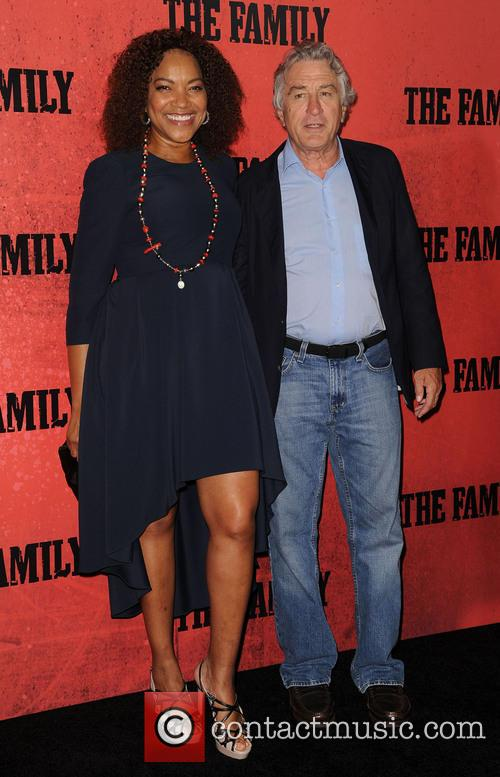 Grace Hightower and Robert De Niro 4