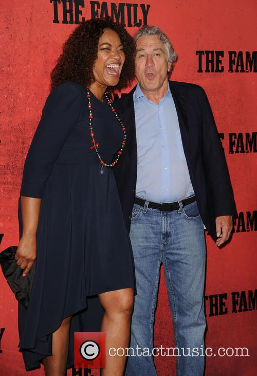Grace Hightower and Robert De Niro 5
