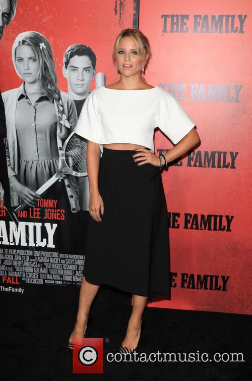 dianna agron new york premiere of the 3860551