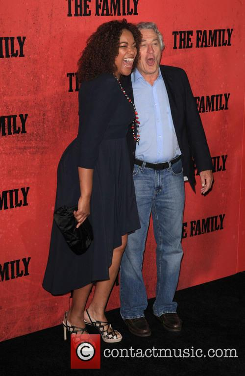 Grace Hightower and Robert De Niro 2