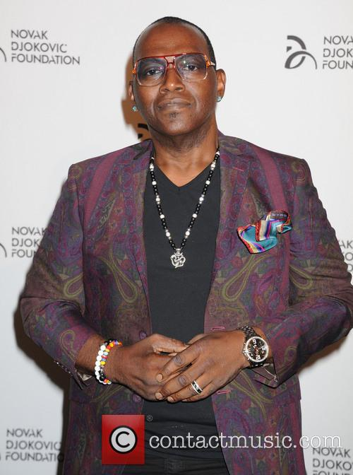 Randy Jackson, Novak Djokovic Foundation Event