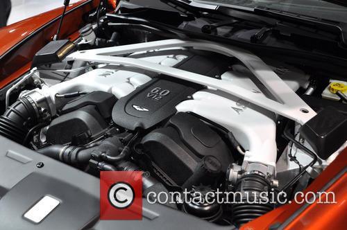 aston martin vanquish volante motor 65th frankfurt 3860860