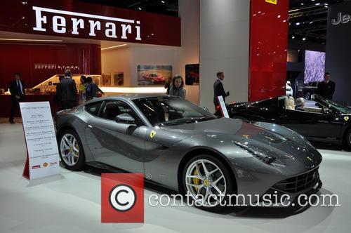 Ferrari F12 Berlinetta 8