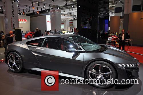 Honda Nsx Concept 11