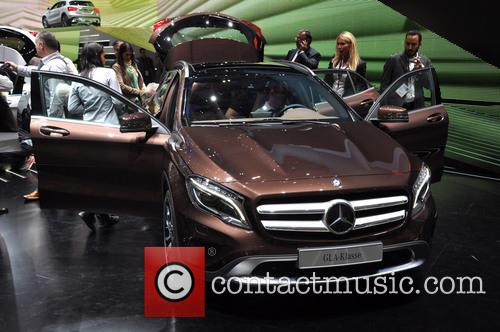 Mercedes Benz Gla-klasse 4