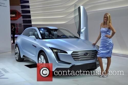 Subaru VIZIV concept 1