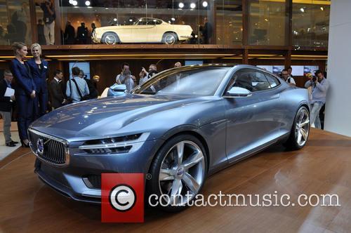 Volvo Coupe Concept 2