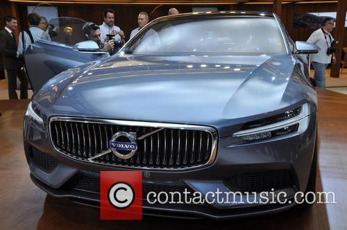 Volvo Coupe Concept 1
