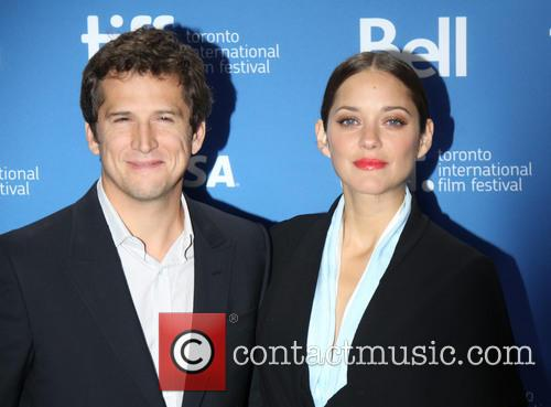 Marion Cotillard and Guillame Canet 4