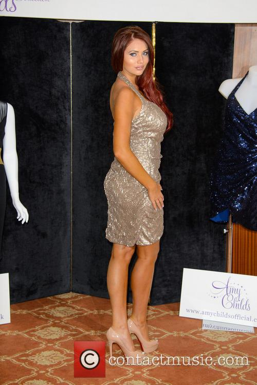 Amy Childs, Autumn and Winter 13