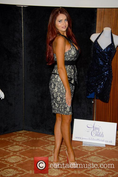 Amy Childs, Autumn and Winter 16