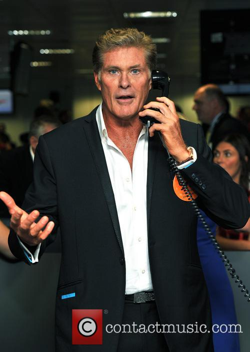 david hasselhoff bgc annual global charity day 3861431