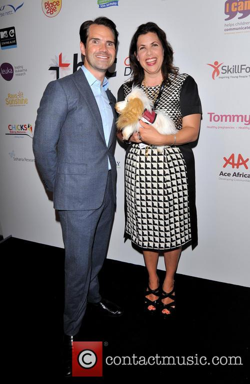 Jimmy Carr and Kirstie Allsopp 4