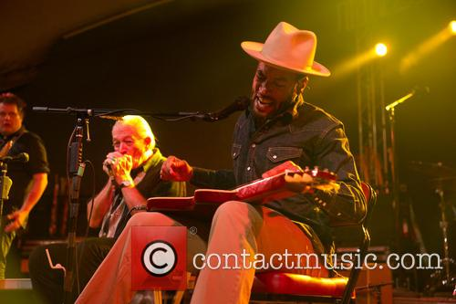 Charlie Musselwhite and Ben Harper 5