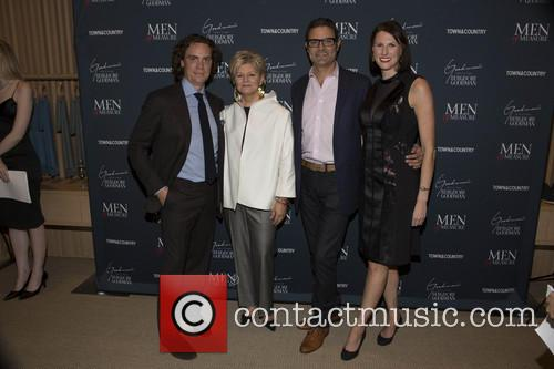 Jay Fielden, Charlotte Moss, John Bossard and Jennifer Bruno Levine 4