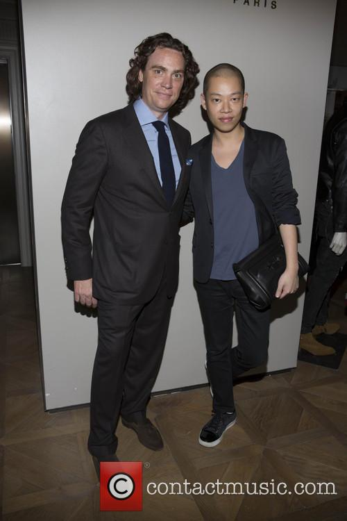 Jay Fielden and Jason Wu