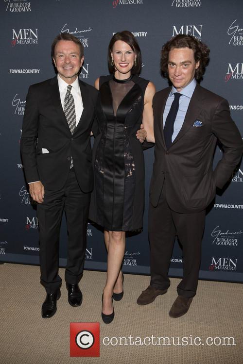 Michael Clinton, Jennifer Bruno Levine and Jay Fielden 8