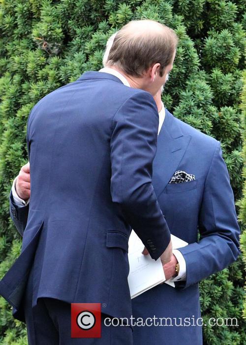 Prince Harry and Prince Charles 4