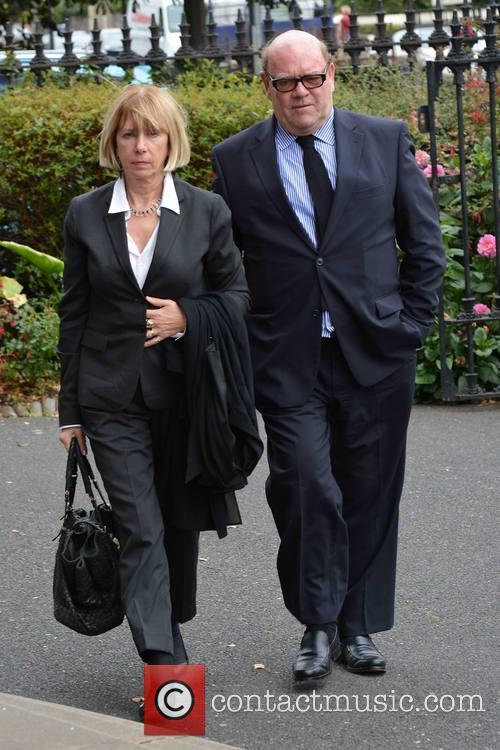 Paul Mcguinness and Wife Kathy Gilfinnan 1