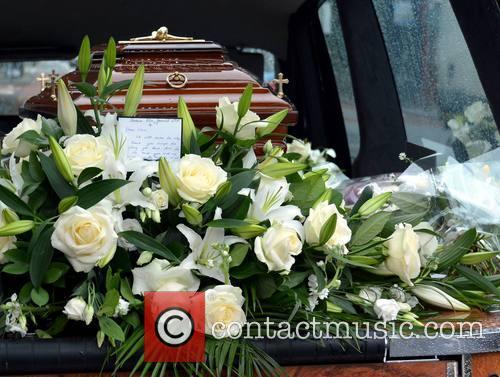 susan fitzgerald coffin funeral of actress susan 3861669