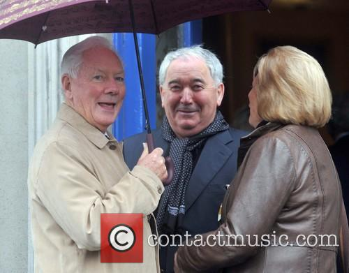 Gay Byrne and Harry Crosbie 4