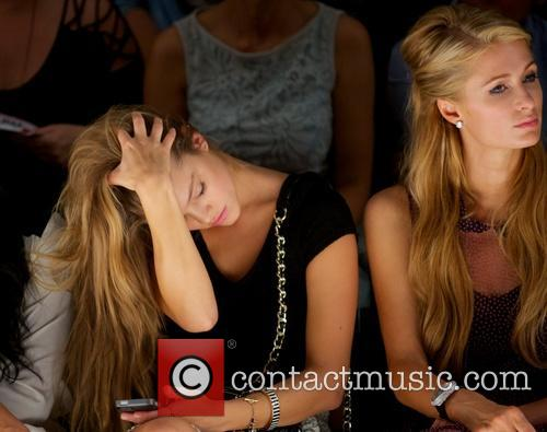 Paris Hilton and Nina Agdal 7