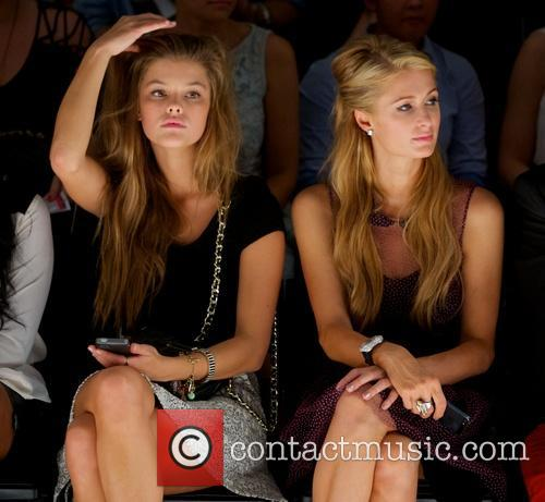 Nina Agdal and Paris Hilton 4