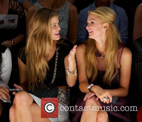 Nina Agdal and Paris Hilton 5
