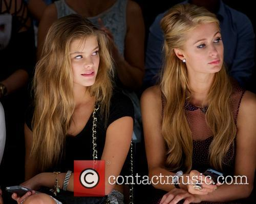 Nina Agdal and Paris Hilton 6