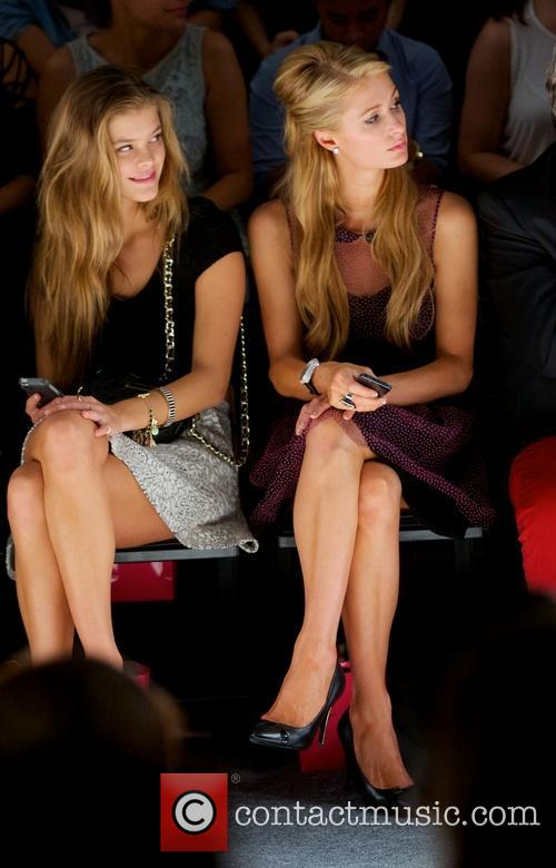 Nina Agdal and Paris Hilton 7