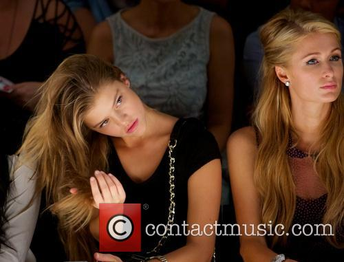 Nina Agdal and Paris Hilton 10