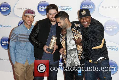 rudimental barclaycard mercury prize nominations announcement 3862037