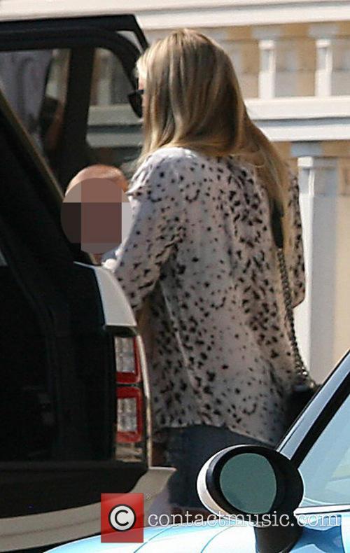 Petra Ecclestone Leaving Barneys