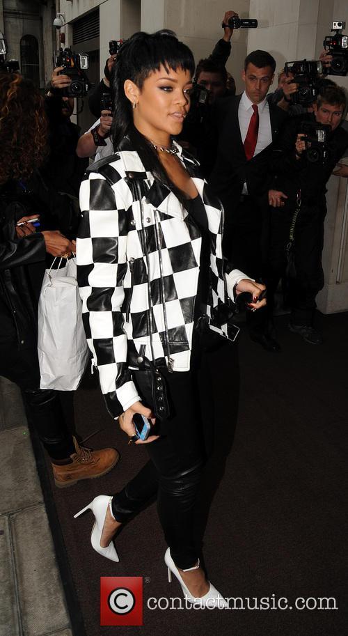 Rihanna London