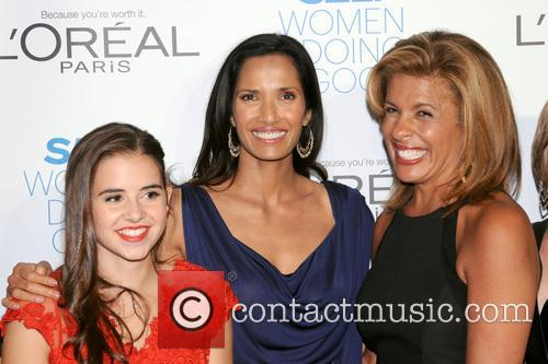 Hoda Kotb, Padma Lakshmi and Carly Rose Sonenclar 2