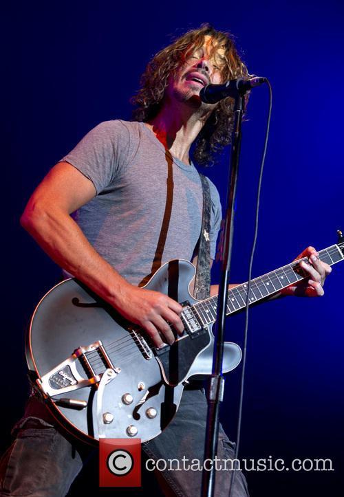Soundgarden perform in Amsterdam