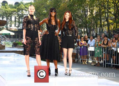 naomi campbell anne v the face films in 3862419