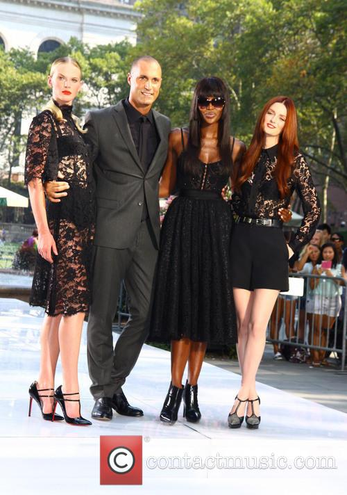 naomi campbell lydia hearst anne v nigel barker the face 3862427