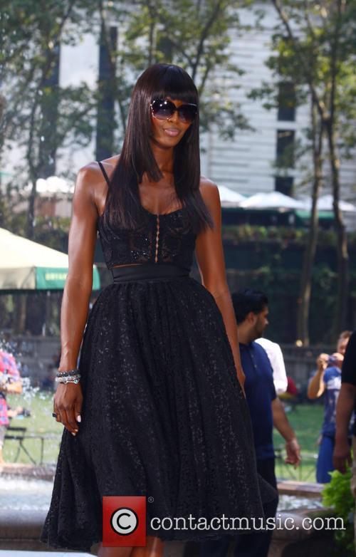 Naomi Campbell 25