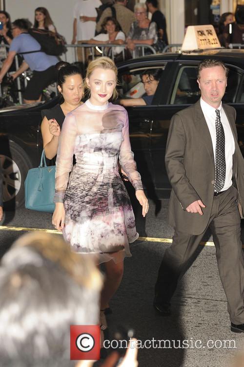 Saoirse Ronan TIFF Arrival