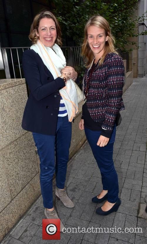 Denise O'connor and Catherine Crowe 1